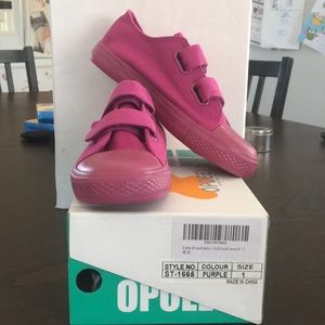 Other - NIB OPOEE Purple Girls Shoes